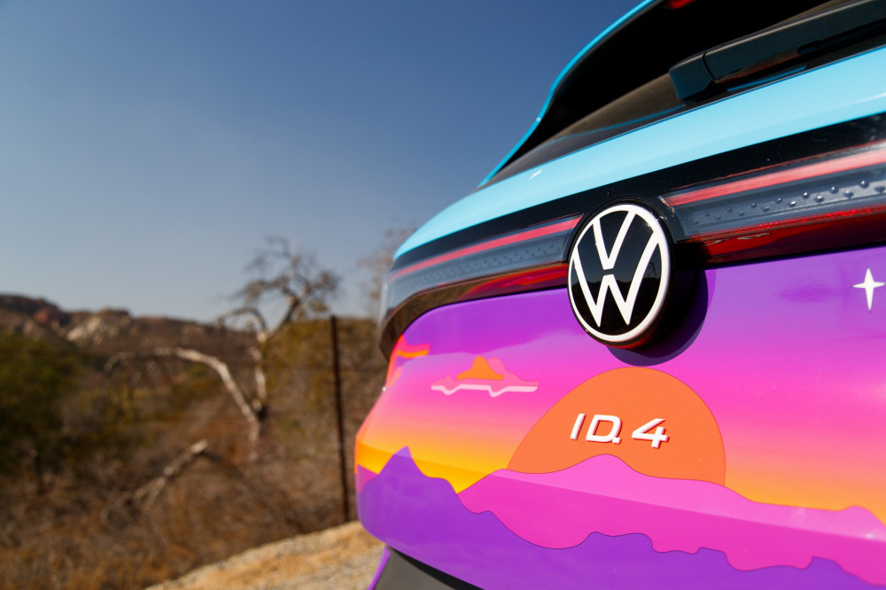 Volkswagen ID.4 AWD