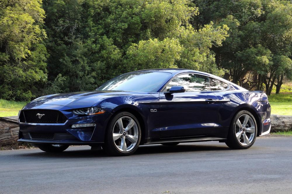 2022 Mustang