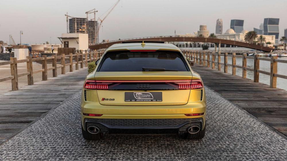 2022 Audi RS Q8