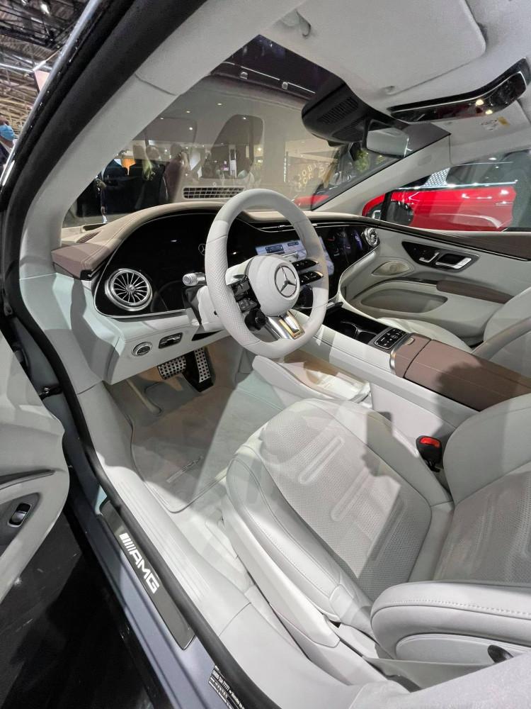 2023 Mercedes-AMG EQS 53