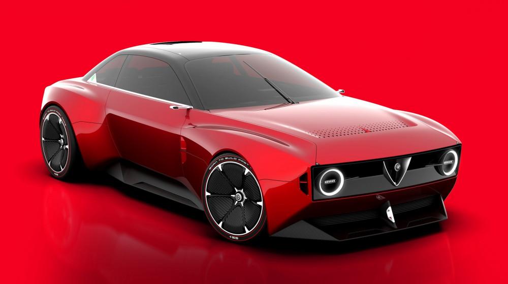 Alfa Romeo GTS