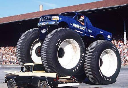 Bigfoot World's biggest Monster Truck