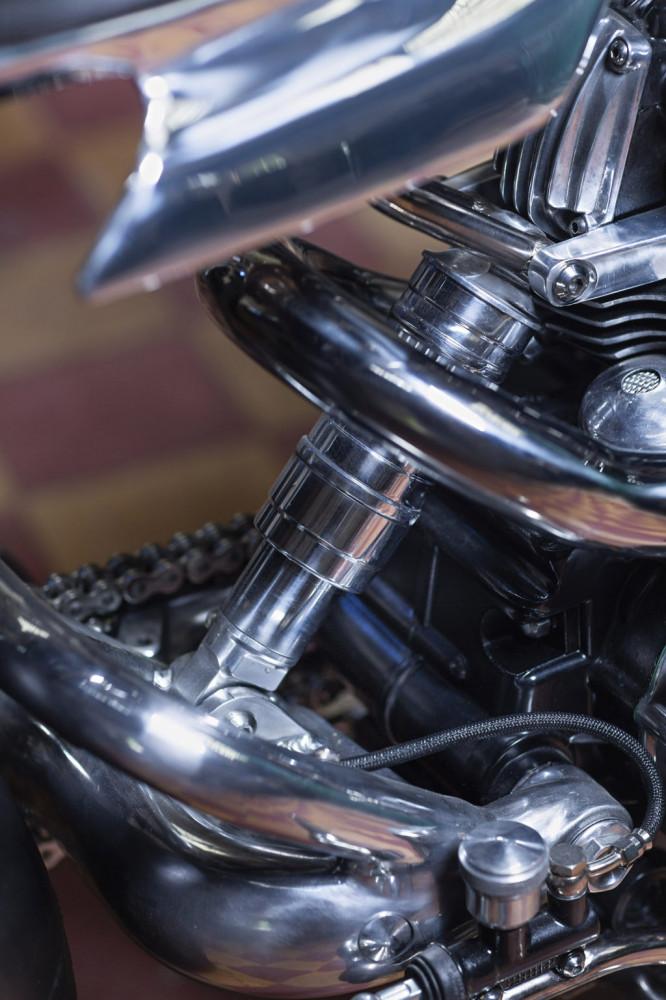Ducati 750SS by Cevennes Retro Motors