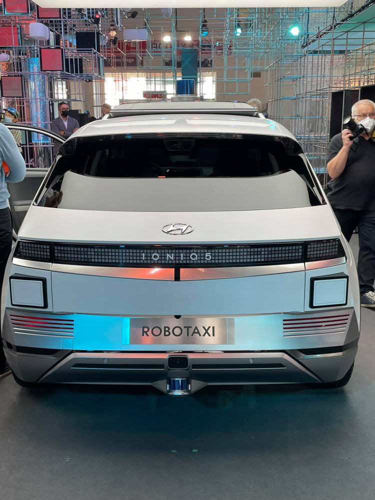 Hyundai 2021 IAA Mobility Show
