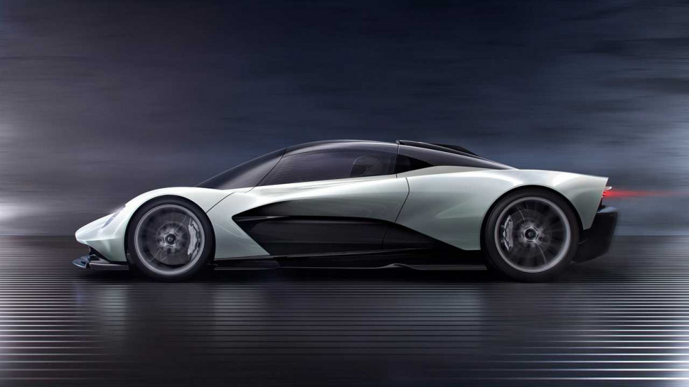 Aston Martin Valhalla Has A Powertrain Chosen And Will Be Ready By 2023