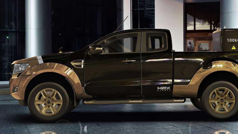 H2X Warrego Ford Ranger